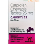 Carodyl25mg